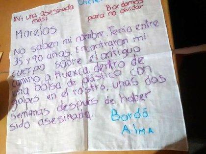 En distintos países se ha tratado de hacer visible el tema de los feminicidios en México.