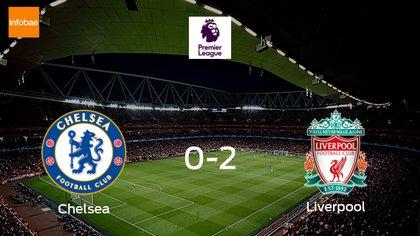 Hora y TV para ver un partidazo — Chelsea vs Liverpool