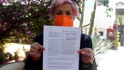 """""""¡Basta de mañaneras que intervengan en el proceso electoral!"""": Tere Vale interpuso denuncia contra AMLO"""