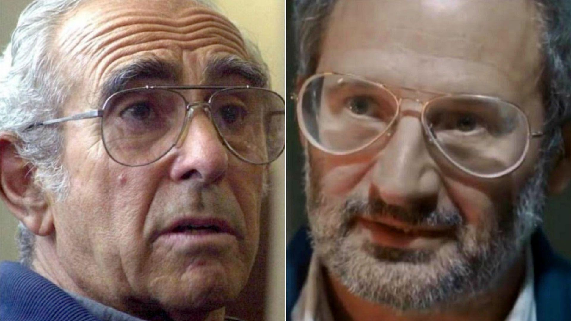 """Ricardo Barreda y David Masajnik, el actor que interpreta a """"Tubito"""" en """"El Marginal 3"""""""