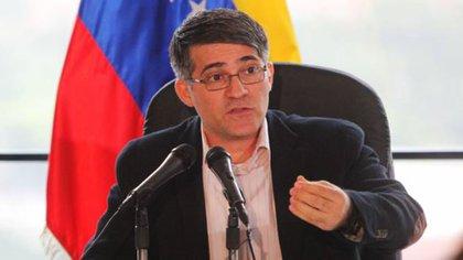 El ex ministro Haiman El Troudi