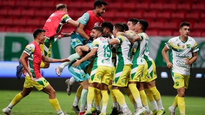 Así fue el épico triunfo de Defensa y Justicia ante Palmeiras: gol agónico para ir al alargue, penal en contra por el VAR y pelea en el túnel