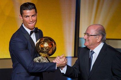Blatter fue reelecto el 1° de junio del 2011 (Foto: Getty)