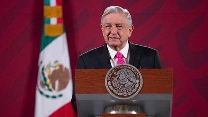 El presidente de México ha sido increpado por no hacer más acciones para apoyar este sector. (Foto: Presidencia de México)