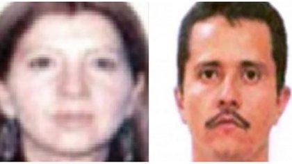 """Rosalinda Gonzalez Valencia y Nemesio Oseguera formaron la alianza de sangre entre """"Los Cuinis"""" y el CJNG. (Foto: Especial)"""