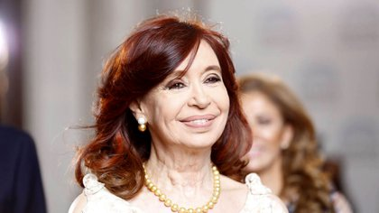 Cristina Kirchner (Comunicación Senado)