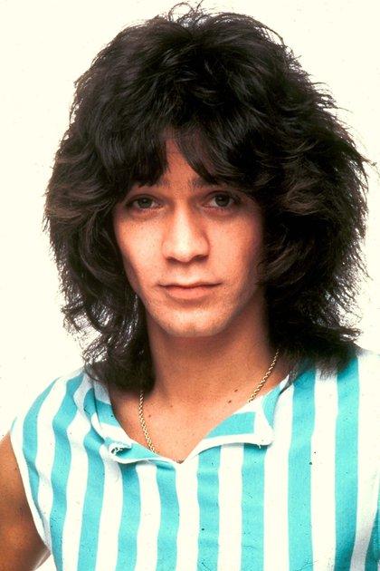 Eddie Van Halen en 1984 (Shutterstock)