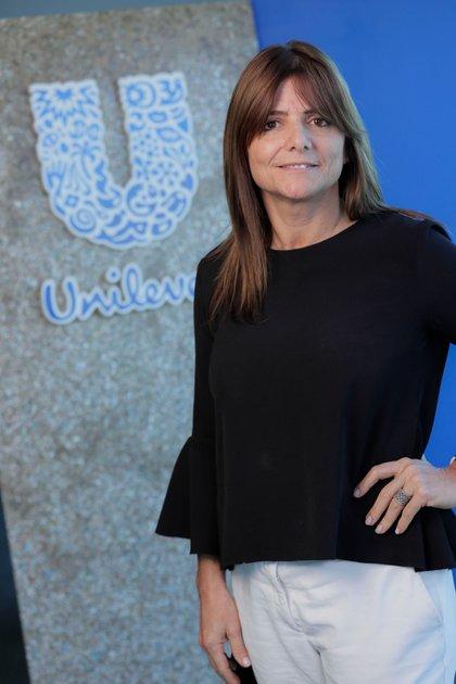 Laura Barnator, gerenta de Unilever destacó que no solo hablaron de diversidad, sino de economía y que es importante que los espacios de diálogo permanezcan.