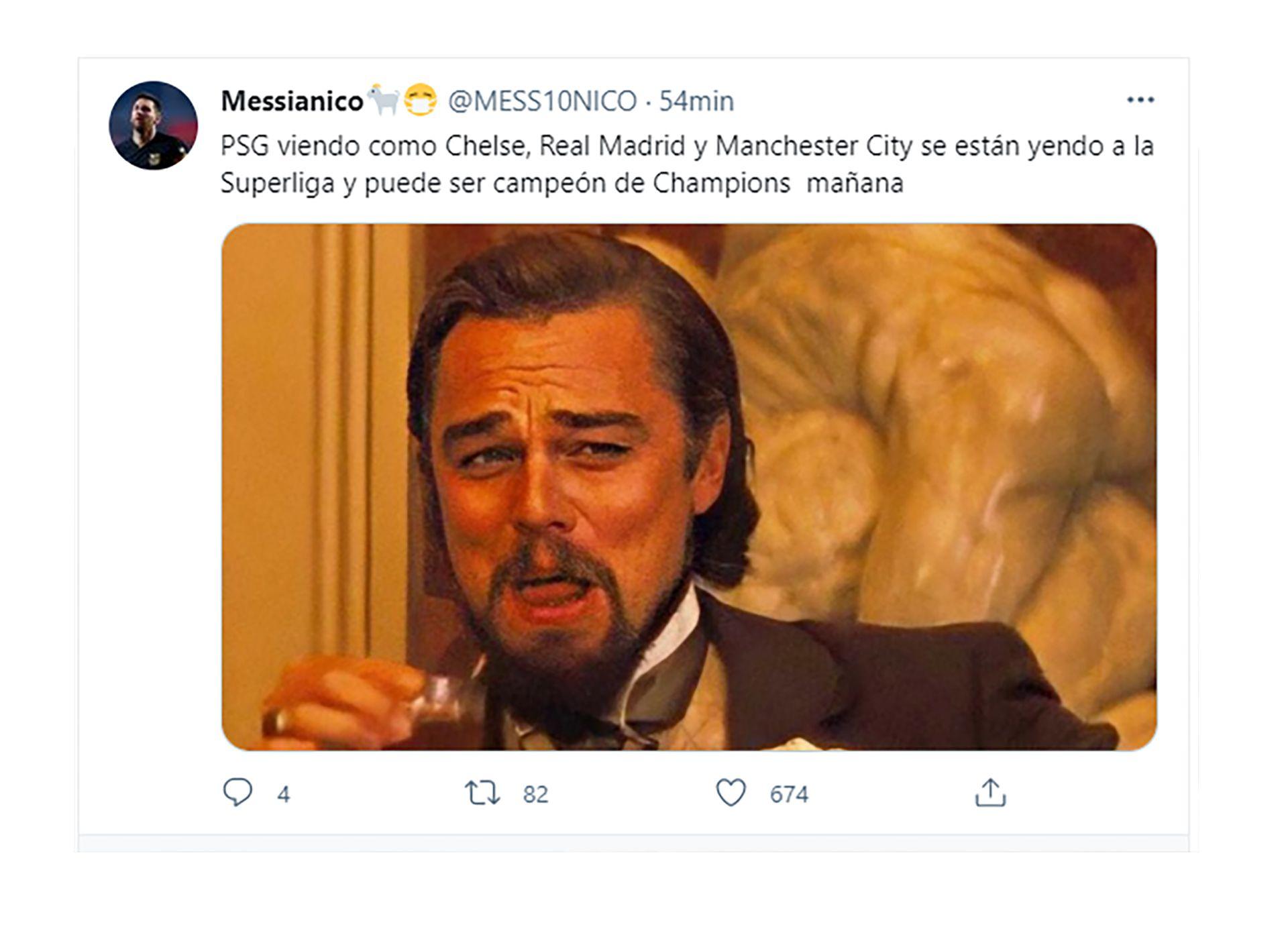 Memes Superliga de Europa