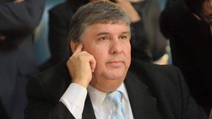 José Mayans, jefe del bloque del Frente de Todos, integra el núcleo duro del voto 'celeste'