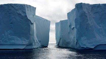 La rapidez de la pérdida de las capas de hielo sigue los peores escenarios (EFE)