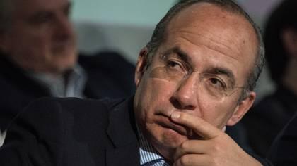 Felipe Calderón señaló que la renuncia del director del IMSS es culpa del actual mandatario (Foto: Cuartoscuro)