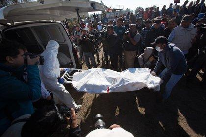 Numerosos elementos de seguridad pública acudieron a la zona con el fin de contribuir con la atención de las víctimas. (Foto: Archivo)