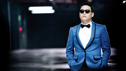 """Psy se convirtió en una sensación mundial a los pocos días de que se publicara su video clip de """"Gangnam Style"""""""