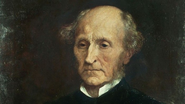 John Stuart Mill (National PortraitGallery)