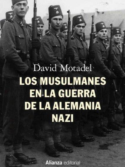 The book cover of David Motadel, a German-born 1981 historian and professor at the London School of Economics