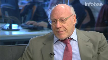 Julio César Crivelli, presidente de Camarco