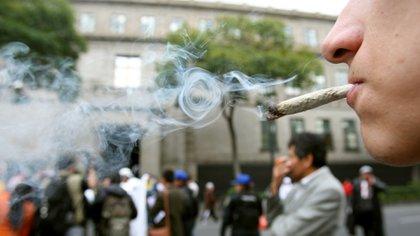 Las personas podrán consumir marihuana de forma lúdica siempre y cuando no estén con menores de edad o gente que no haya dado su consentimiento (Foto: EFE)