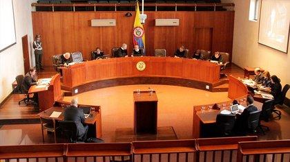 La Corte de Ecuador