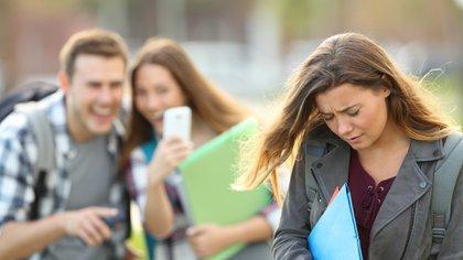 El ciberbullying y afecta a uno de cada cinco niños a nivel mundial
