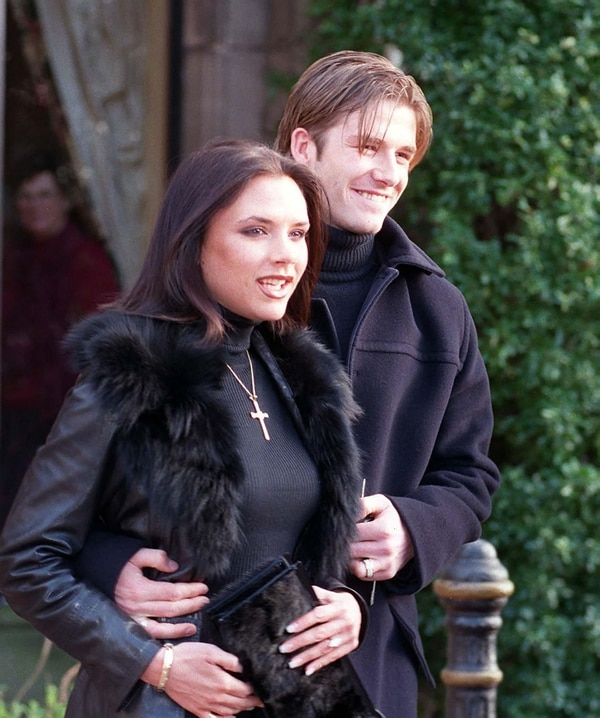 David y Victoria Beckham están casados desde 1999 (The Grosby Group)