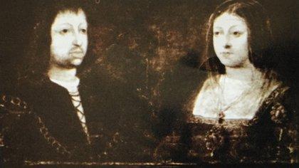 El Almirante encontró en los reyes de España el apoyo que por tantos años había buscado en diversas cortes europeas.