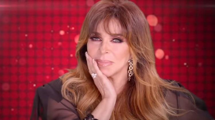 Verónica Castro anunció su retiro tras el escándalo por su supuesta boda con Yolanda Andrade (Foto: Captura de pantalla/Televisa)