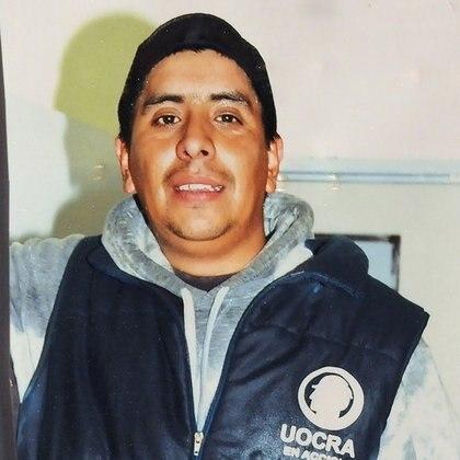 Gastón Olivera, uno de los condenados