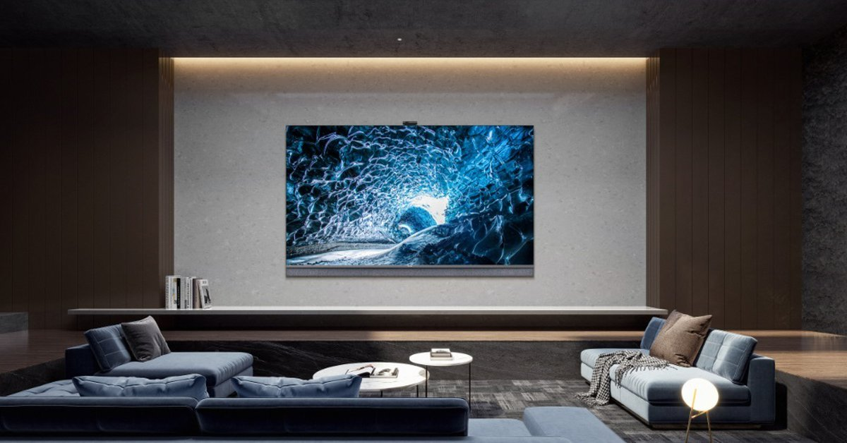 TCL presents its televisions, sound bars and appliances for the smart home