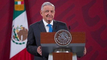 López Obrador, aseguró que tras las investigaciones contra Genaro García Luna se puede hablar de que existía un narcoestado en administraciones pasadas (Foto: Presidencia de México)