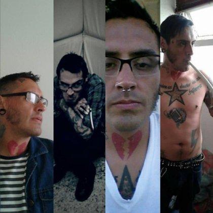 """Jorge Humberto Martínez Cortés, """"El Matanovias"""", publicaba en su cuenta de Facebook fotos de demonios y mujeres (Foto: Twitter@SoyKaricatura)"""