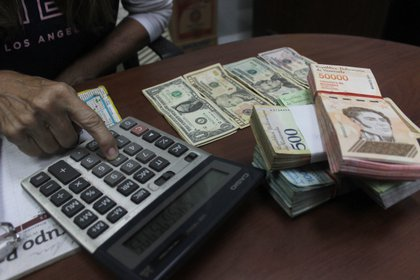 El régimen anunció medidas económicas (EFE/Johnny Parra/Archivo)