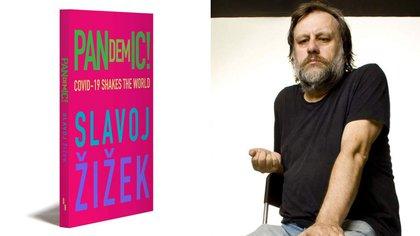 """""""¡Pandemia!"""", el nuevo libro de Slavoj Žižek"""