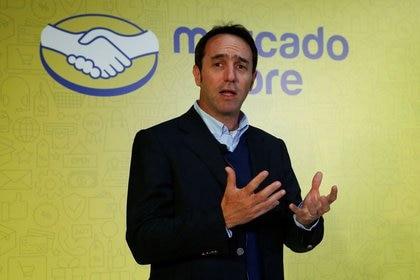 Marcos Galperin, cofundador y principal accionista de Mercado Libre, el primer éxodo notable de 2020 (Reuters)