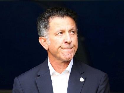 Los constantes cambios de alineación durante las eliminatorias y torneos, le provocaron a Osorio un sinnúmero de críticas (Foto: Reuters)