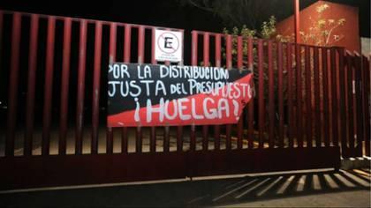 El paro de labores de la UAM ha afectado a unos 50.000 estudiantes (Foto: LUIS CARBAYO /CUARTOSCURO.COM)