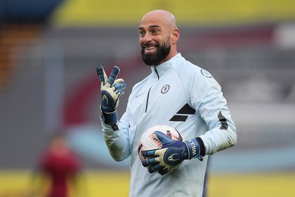 313) Willy Caballero, Chelsea, USD 2,49 millones