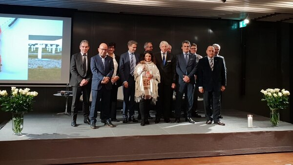 El encuentro contó con la presencia del director de Actividades Operacionales del CICR, Dominik Stillhart, el secretario de Derechos Humanos de Argentina, Claudio Avruj, y los representantes permanentes de Reino Unido y la República Argentina en Ginebra, embajadores Julian Braithwaite y Carlos Foradori, entre otros