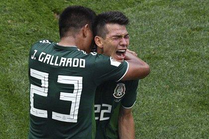 Lozano le dio la primera victoria del Mundial a su equipo