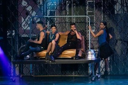 Ricky Martin realizó el primero de los tres shows en Buenos Aires (Fotos: Franco Fafasuli)