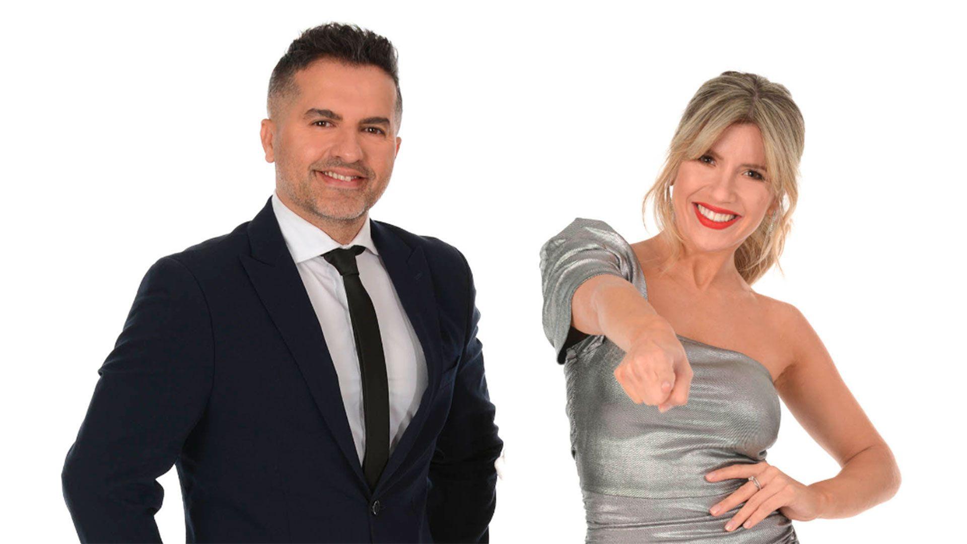 Angel de Brito y Laurita Fernández - Cantando
