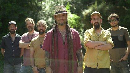 Green Valley, banda de reggae española. Foto: greenvalley-band.com