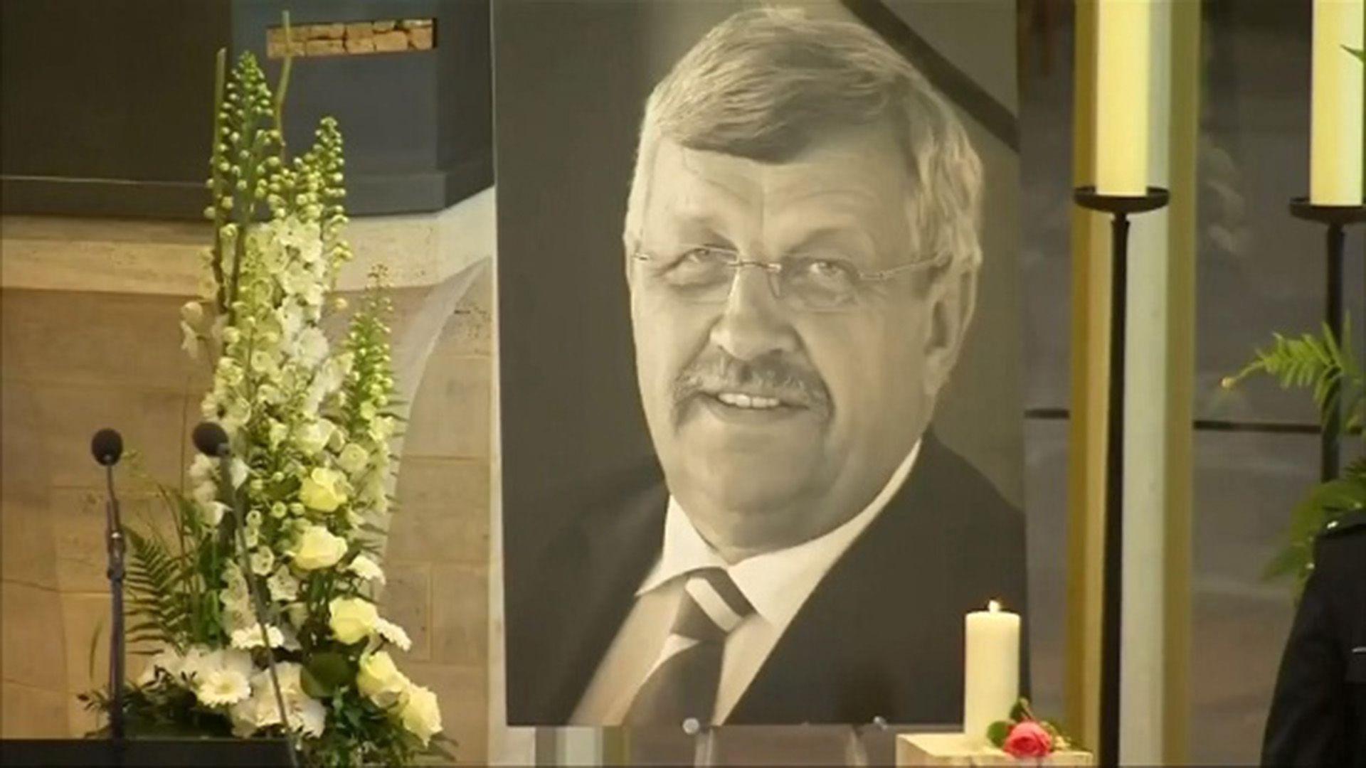 Walter Lübcke fue asesinado el 2 de junio (Reuters)