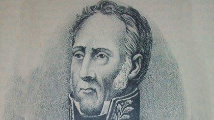 Martín Rodriguez, en ese entonces gobernador de la provincia de Buenos Aires, envió al primer comandante político-militar argentino a las islas en 1829. Foto: Archivo DEF