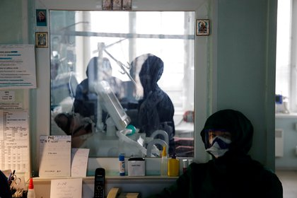 Es el segundo caso de una feto muerto en el útero que resultó infectado por coronavirus en Israel. Imagen de referencia. REUTERS/Anton Vaganov/File Photo