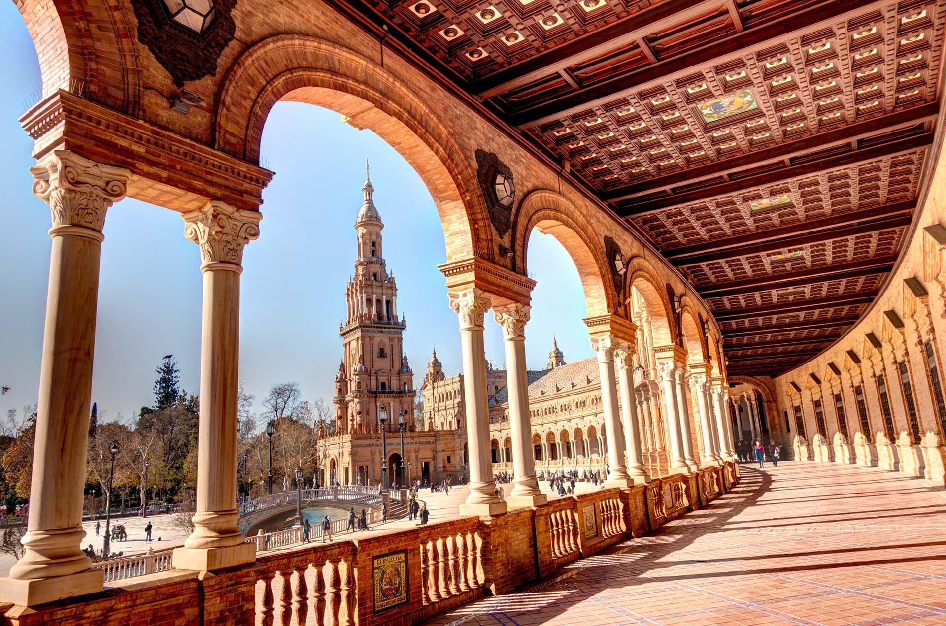 Sevilla, Spain (Shutterstock)