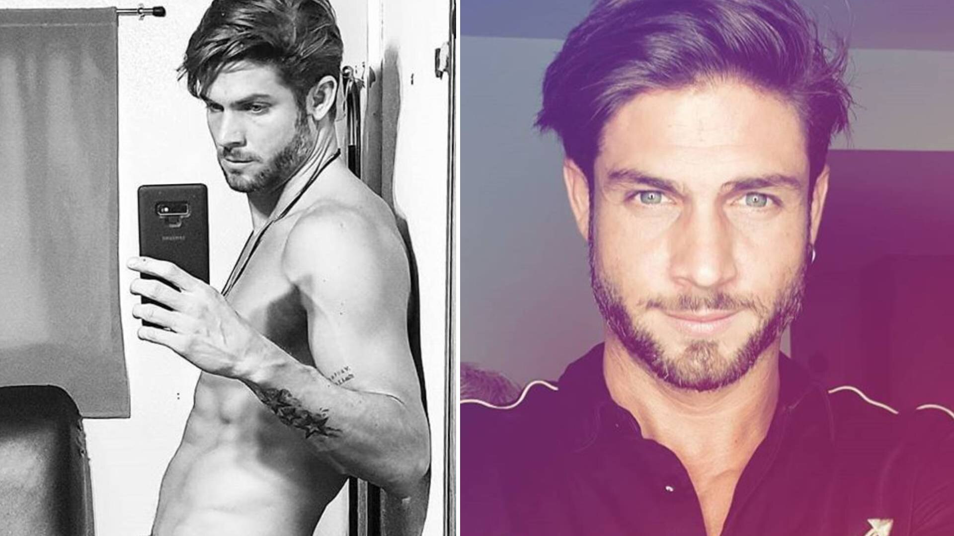 Actores Argentinos Porno Gay se filtró un video íntimo del actor argentino horacio