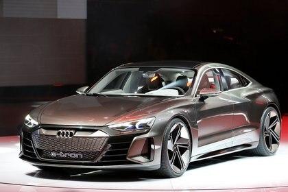 El nuevo Audi E-Tron GT Conceptserá otro de losautomóviles eléctricos que la marca alemana lanzará en 2020