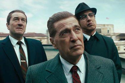 "Martin Scorsese, ""El irlandés"""