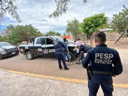 Esta semana más de seis millones de dosis de drogas fueron aseguradas en Sonora por elementos de la Policía Estatal de Seguridad Pública (PESP) (Foto: Facebook/@PESPSon)